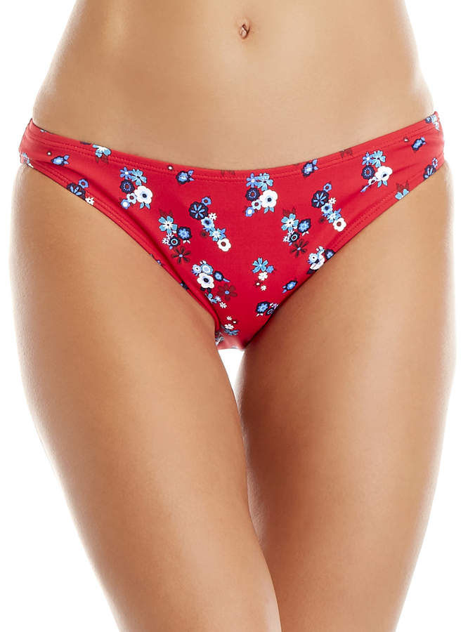 Juicy Couture Floral Print Bikini Bottom