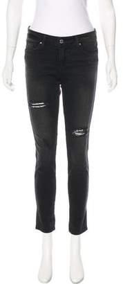 Genetic Los Angeles Crawford Mid-Rise Skinny Jeans