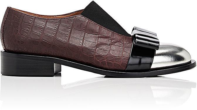 MarniMarni Women's Bow-Embellished Loafers