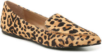 Steve Madden Feather Loafer - Women's