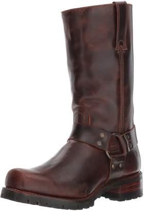 Frye Men's Addison Lug Harness 12r Harness Boot