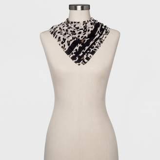 Mossimo Supply Co. Women's Cheetah Bandana - Mossimo Supply Co. Cream $5.99 thestylecure.com