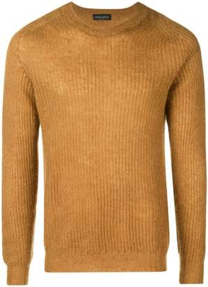 Roberto Collina ribbed knitted sweater