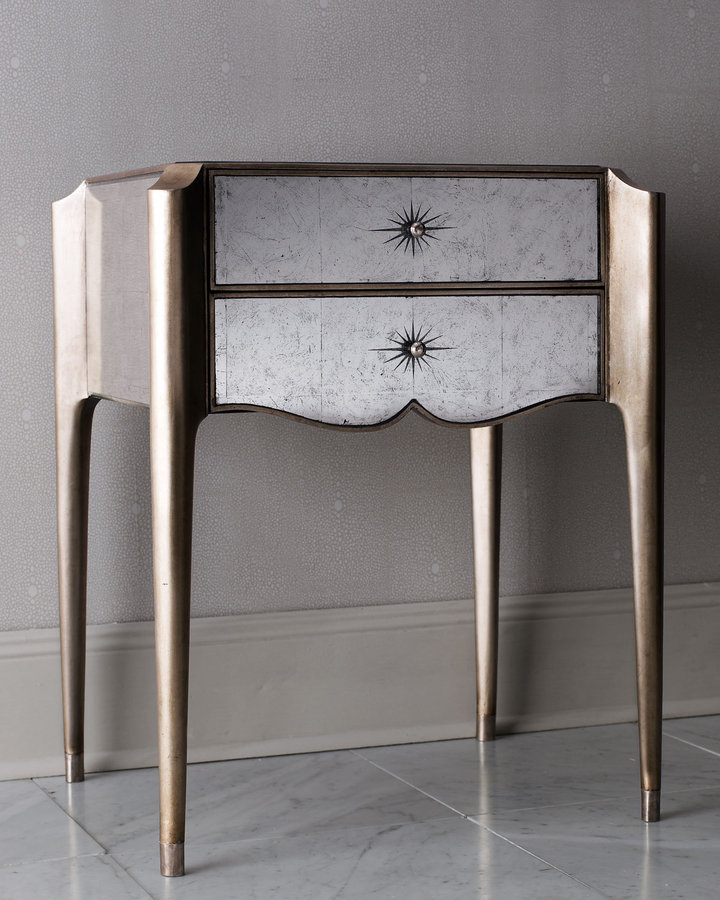 Horchow Deco Side Table