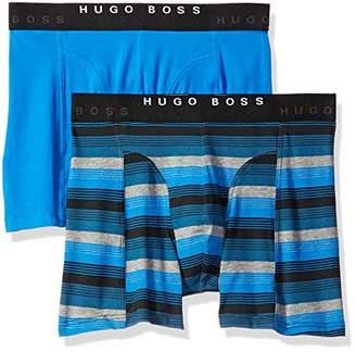 HUGO BOSS BOSS Men's Boxer Brief 2P Print CO/EL