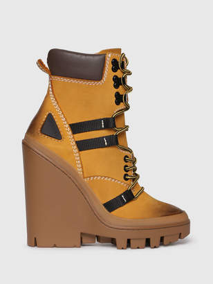 Diesel Ankle Boots P0548 - Yellow - 37