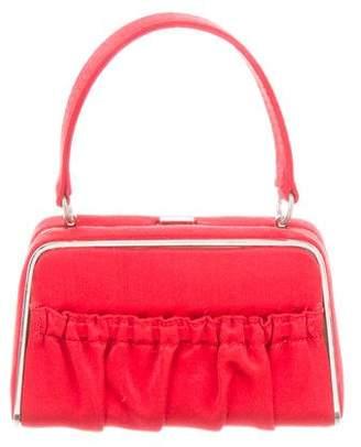 Dolce & Gabbana Satin Mini Handle Bag
