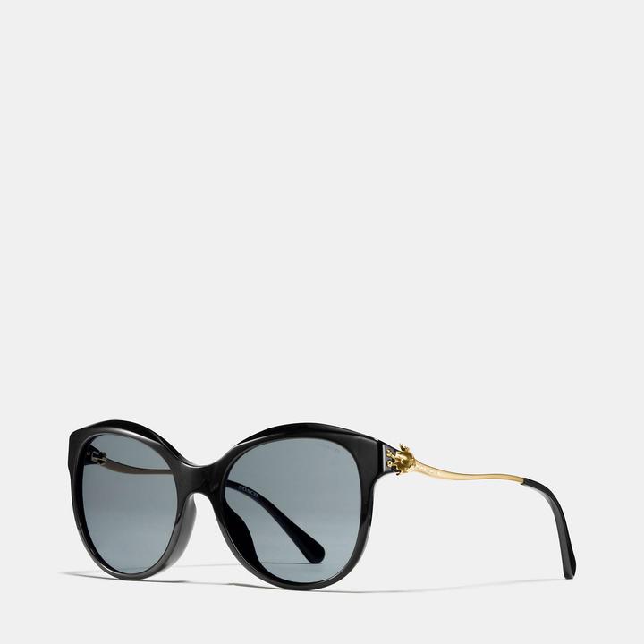 Coach  COACH Coach Tea Rose Cat Eye Sunglasses