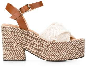 Castaner Xareni wedge sandals