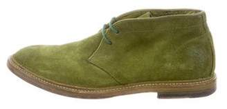 Paul Smith Suede Desert Boots