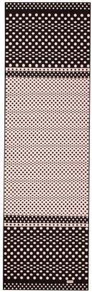 St. John Dot Print Silk Twill Scarf