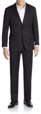 HUGO BOSS Pasolini Regular-Fit Virgin Wool Suit
