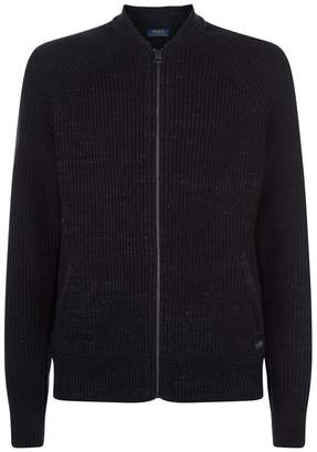 Polo Ralph Lauren Knitted Zip-Up Sweater