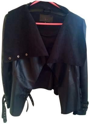 River Island Black Jacket for Women