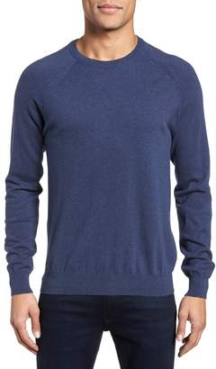 French Connection Regular Fit Stretch Cotton Sweater