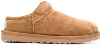 UGG calf suede slippers