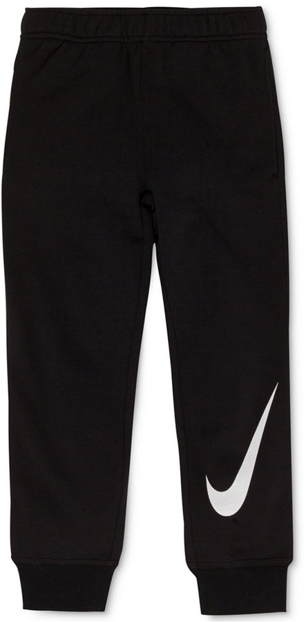 Nike Little Boys' Cuffed Fleece Pants