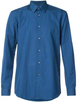Jil Sander classic fitted shirt