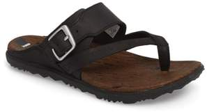 Merrell Around Town Buckle Slide Sandal