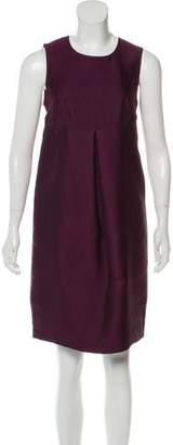 Burberry Shift Mini Dress