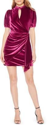 Parker Artie Velvet Minidress