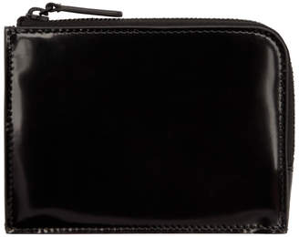 Common Projects Woman by Black Zipper Coin Pouch