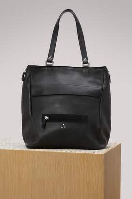 Jerome Dreyfuss Calfskin Serge shoulderbag