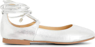 Sirena STEP2WO leather ballet flats 5-10 years