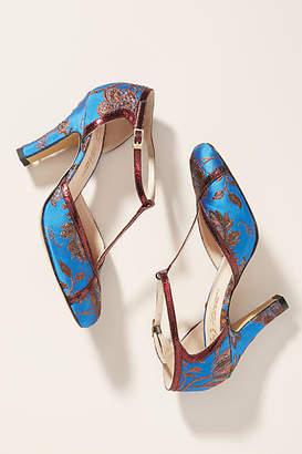 Lenora Katia T-Strap Heels