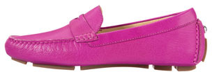 Cole Haan Trillby Leather Driver, Orchid