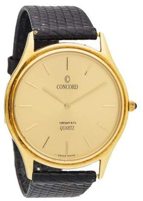 Concord Ultra Thin Watch