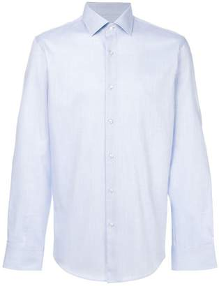 HUGO BOSS classic long sleeved shirt