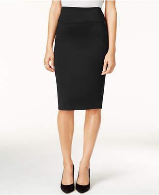 Thalia Sodi Scuba Pencil Skirt, Created for Macy's $49.50 thestylecure.com