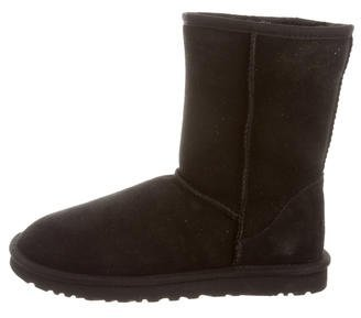 UGGUGG Australia Suede Classic Short Boots