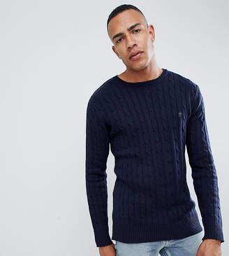 886037d2b7c Asos Cable Knit Jumper Men - ShopStyle UK