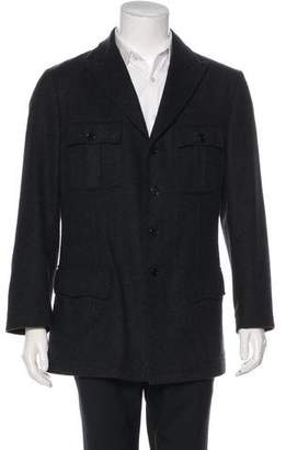 John Varvatos Wool Field Jacket