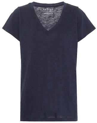 Velvet Jilian cotton T-shirt