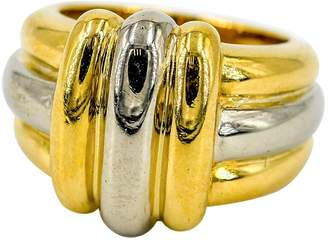 Christofle White gold ring