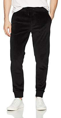 Calvin Klein Jeans Men's Velour Sweatpant