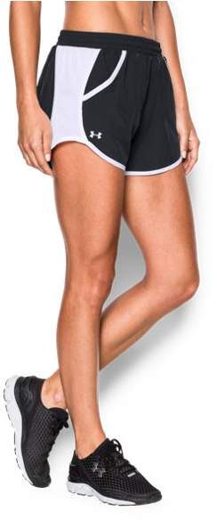 Women's UA Fly-By Run Short 3 for $40