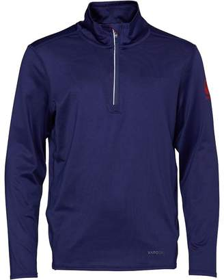 Canterbury of New Zealand Junior Vapodri 1/4 Zip Top Patriot Blue