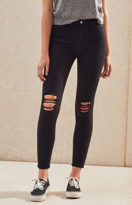 Pacsun Eagle High Rise Ankle Jeggings