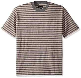 Zanerobe Men's Cotton Heavy-Weight Stripe Box Tee
