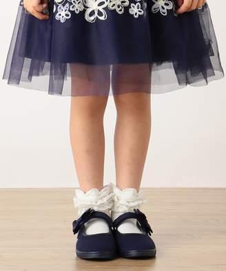 Kumikyoku (組曲) - 組曲 KIDS 【TODDLER雑貨】カジュアルバレエシューズ (15〜21cm)(C)FDB