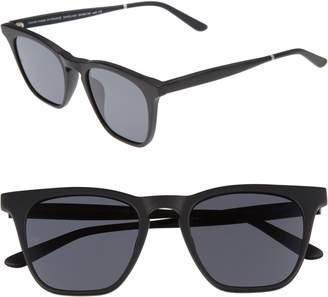 Smoke X Mirrors Rocket 88 50mm Square Sunglasses