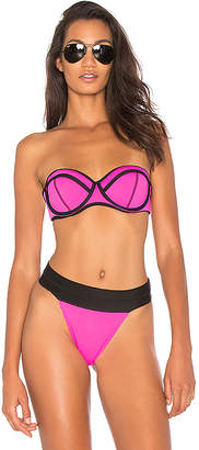 KENDALL + KYLIE x REVOLVE Colorblock Bikini Top
