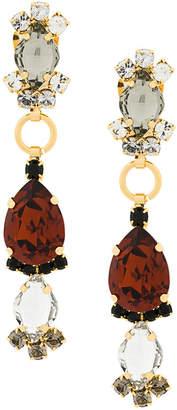 Marni gemstone drop earrings