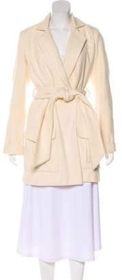Mara Hoffman Short Wool Coat