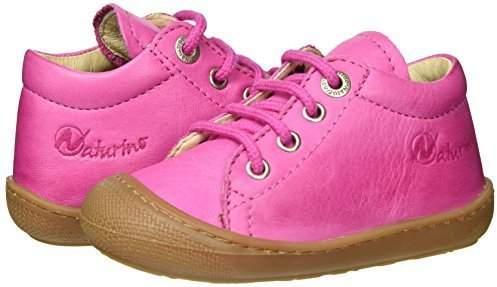 Naturino Baby Girls' 3972 Walking Baby Shoes pink Size: