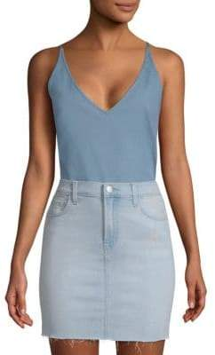 J Brand Lucy Chambray Cami